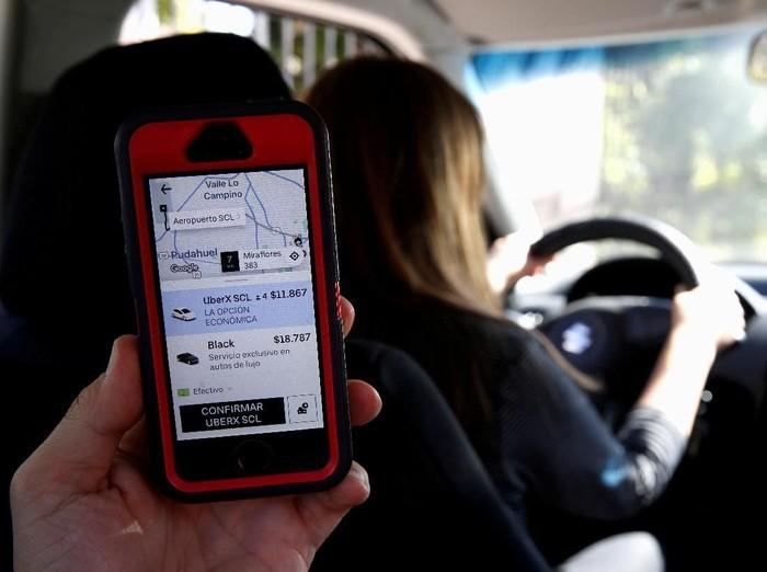 Ilustrasi Uber