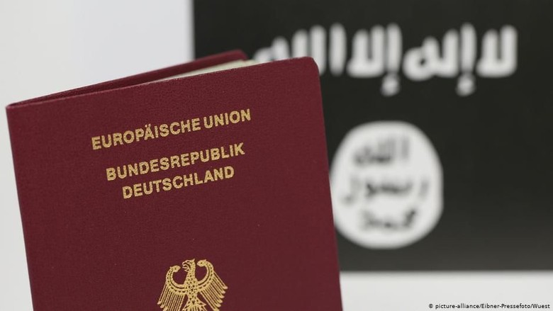 Turki Minta Jerman Bawa Pulang 20 Anggota ISIS yang Ditangkap