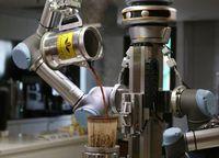 Pekerjaan manusia akan tergantikan dengan robot di masa depan.
