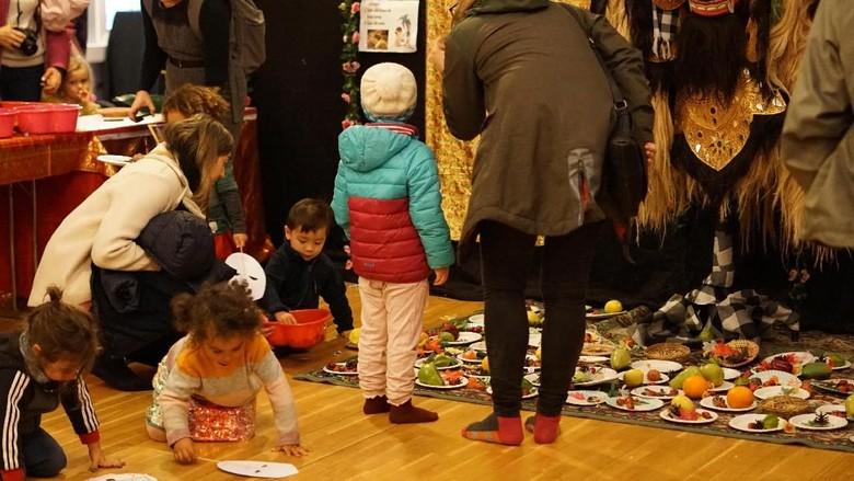Paviliun Indonesia Jadi Primadona Festival Anak Internasional di Norwegia