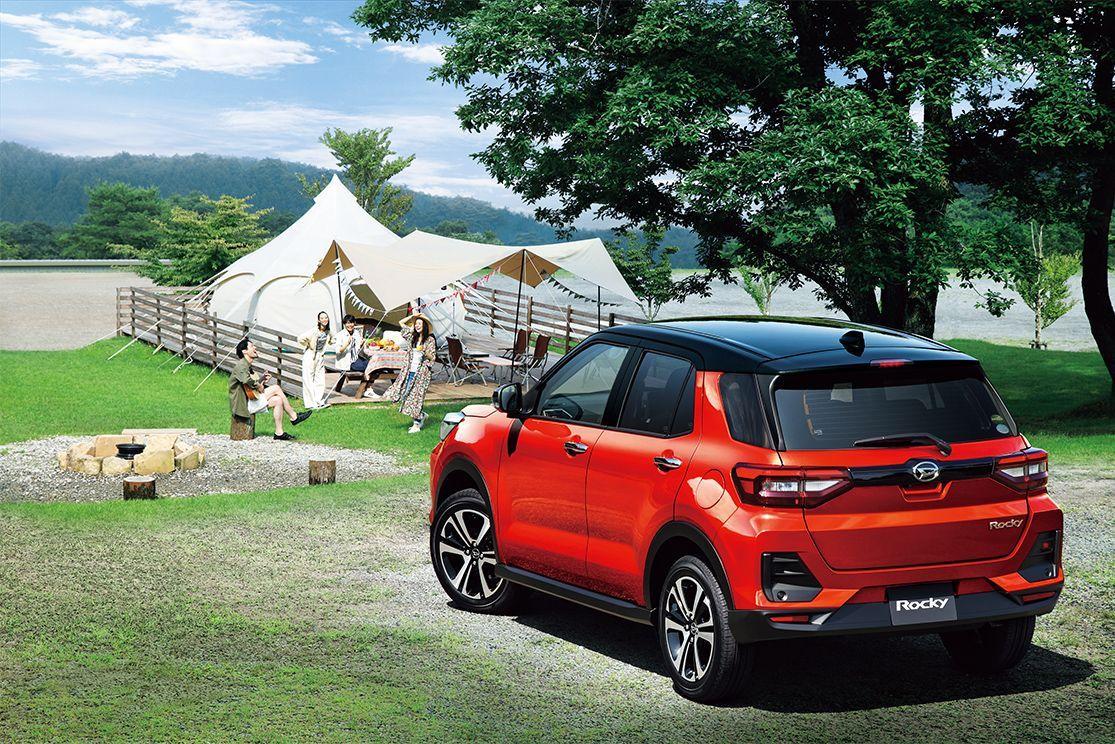 Daihatsu Rocky, SUV Kecil Bermesin 1.000 cc Turbo