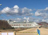 Pelabuhan Gili Mas Lombok Kini Bisa Melayani Kapal Pesiar Besar