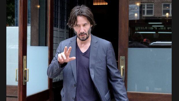 Asmaranya Disorot Ini Deretan Mantan Kekasih Keanu Reeves