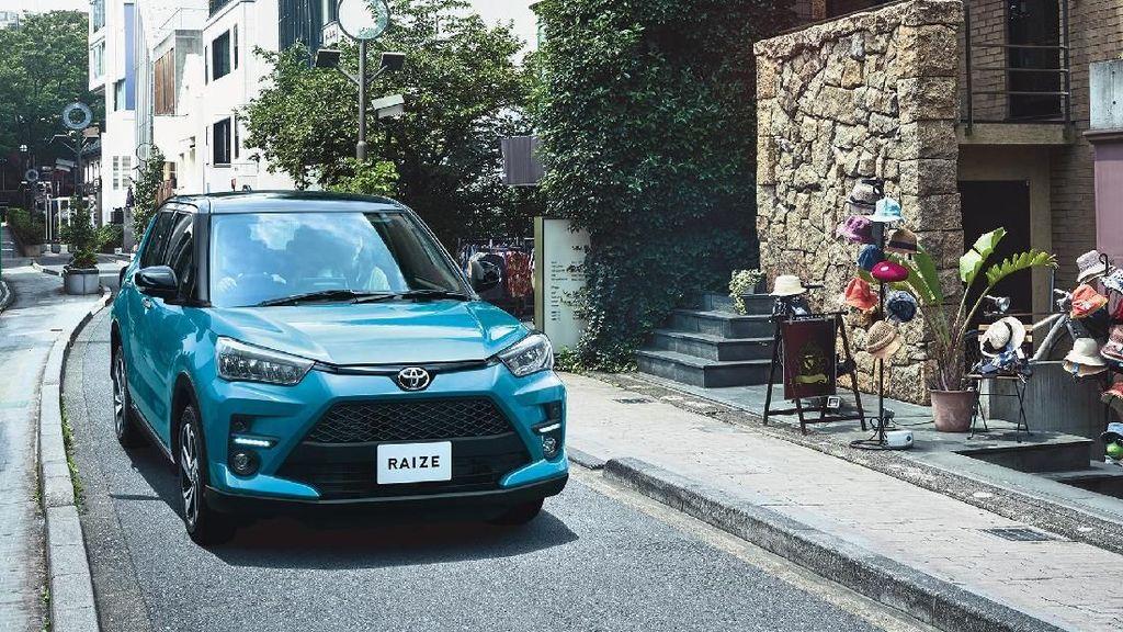 Tak Jual Raize di Luar Jepang, Toyota Siapkan Yaris Versi SUV
