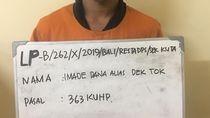 Polisi Tangkap Duo Jambret yang Rampas Ponsel Turis Asing di Badung