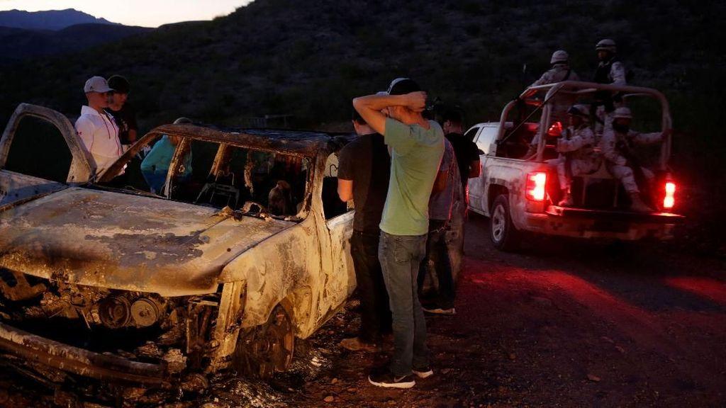 9 Warga AS Dibunuh di Meksiko, Trump Serukan Perang Lawan Kartel Narkoba