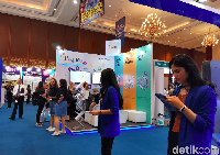 Cyber Security Indonesia 2019, 8 Negara Pamer Kecanggihan Teknologi