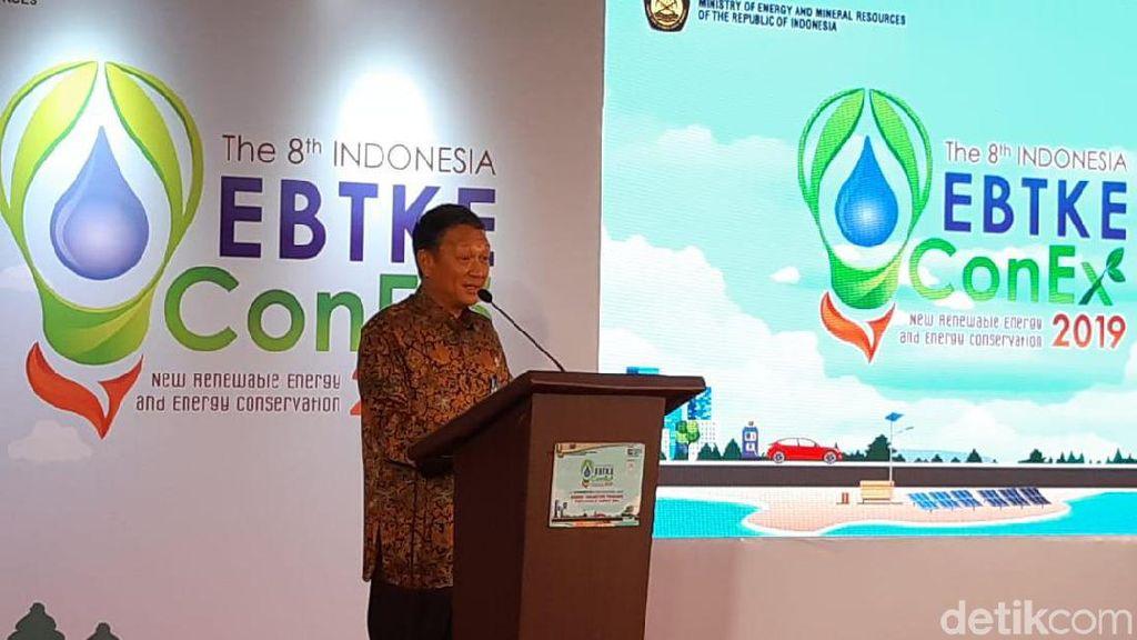 Arifin Tasrif Mau Sisir Proyek Energi Baru Terbarukan yang Mangkrak
