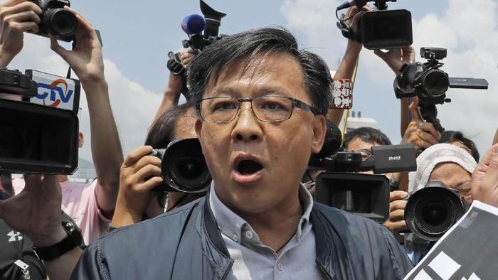 Junius Ho (AP Photo/Kin Cheung)