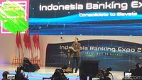 Wahai Para Bankir, Jokowi Tanya Kapan Bunga Kredit Turun?