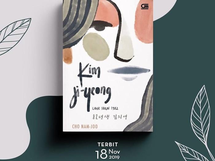 Novel Kim Ji-Yeong Lahir Tahun 1982 Rilis di Indonesia