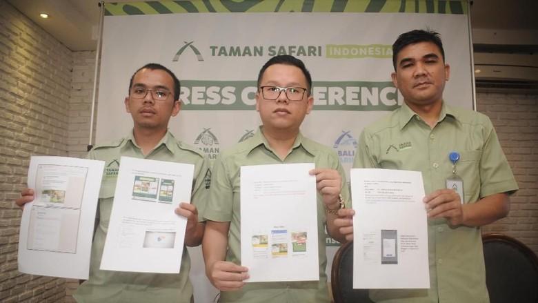 Waspada! Penipuan Promo Tiket Online Taman Safari Bogor