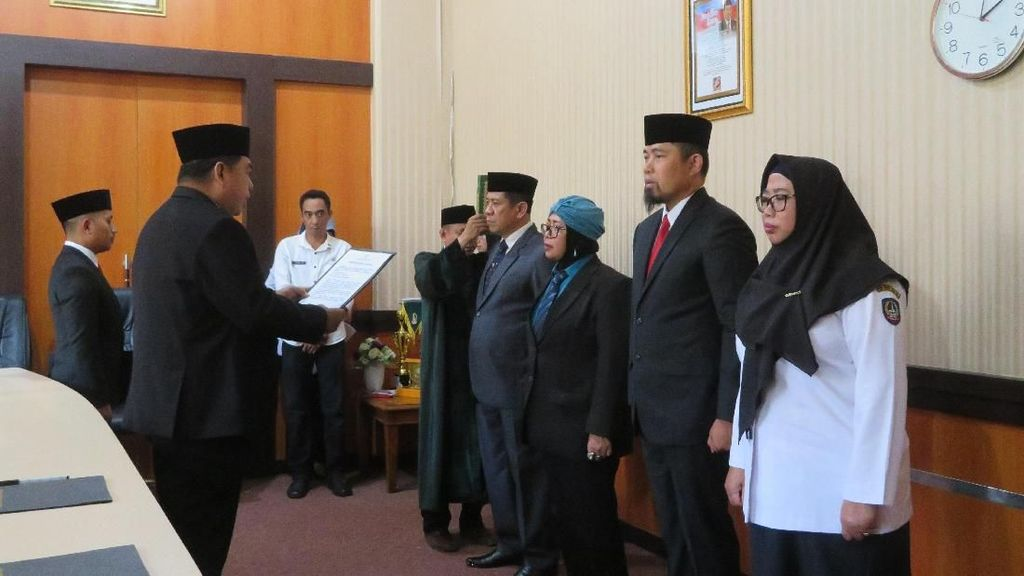 Rotasi Pejabat di Sulsel: Kepala Inspektorat Definitif-Kadispora Diganti