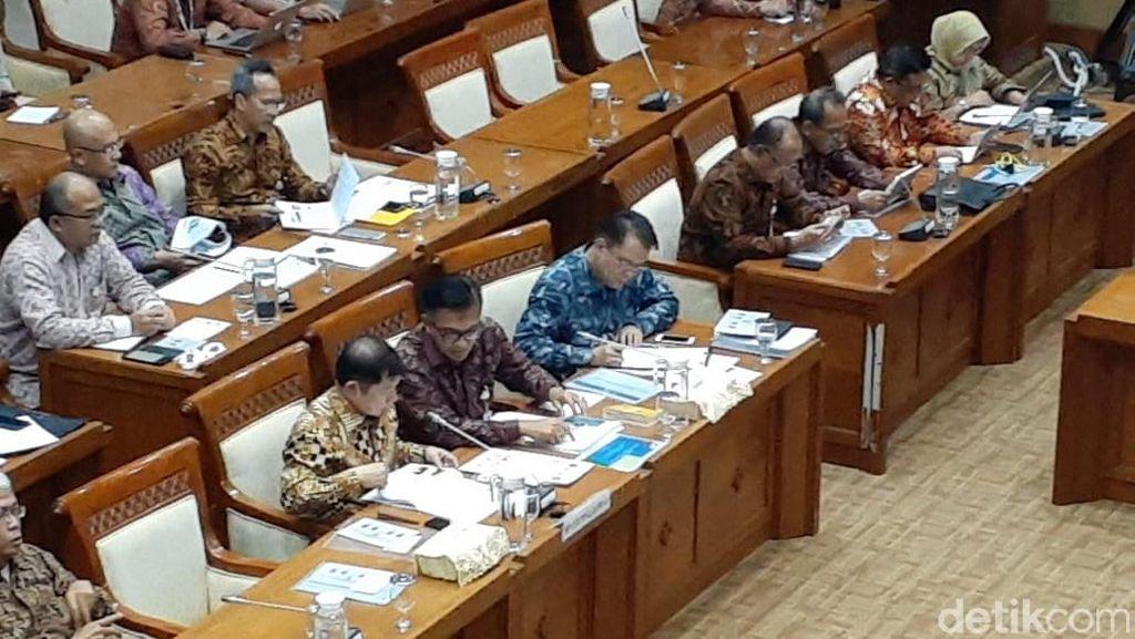 Rapat Perdana di DPR, Kepala Bappenas Dicecar soal Pindah Ibu Kota