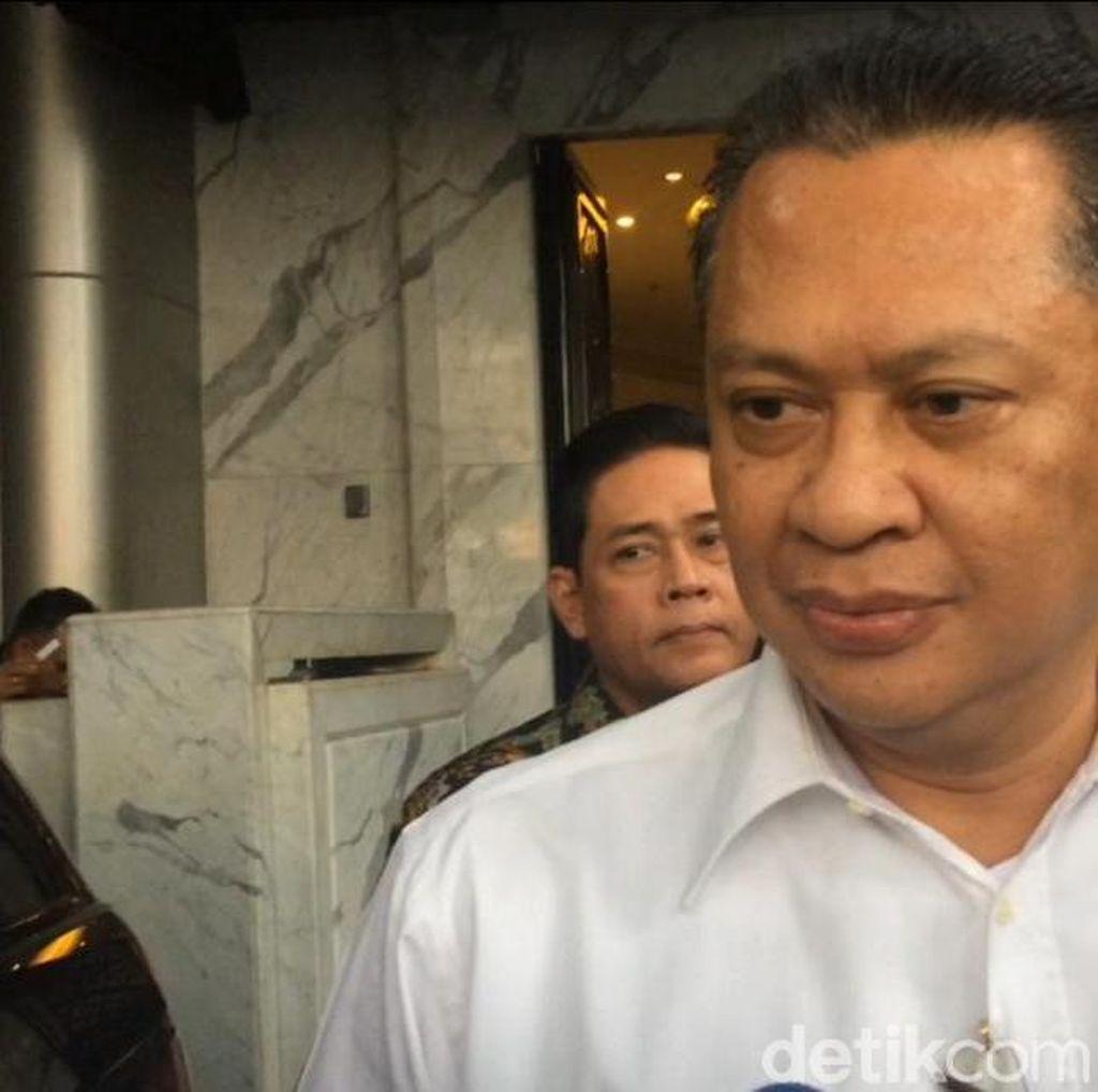 Ketua MPR Tegaskan Belum Ada Wacana Jabatan Presiden 3 Periode
