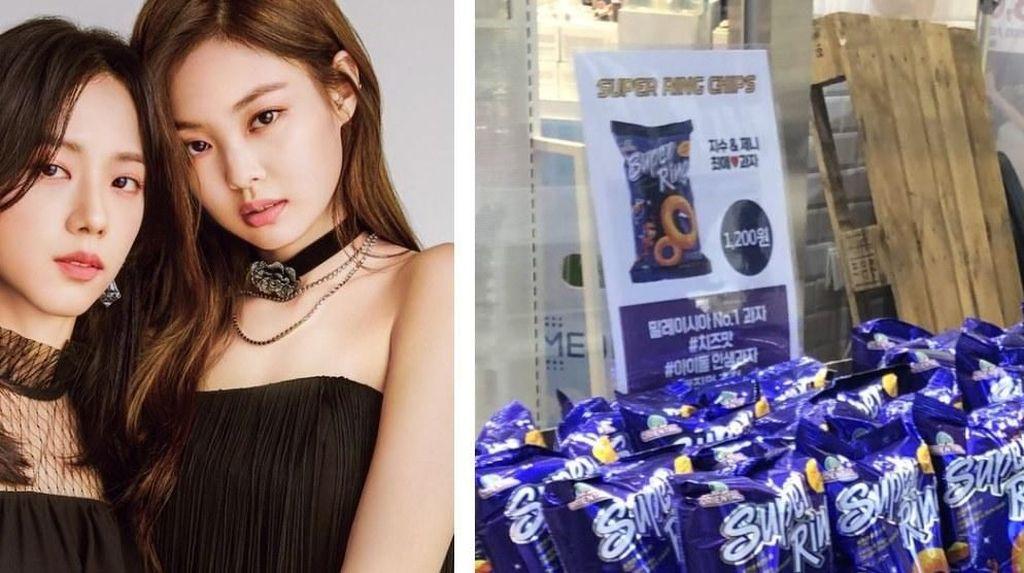 Gara-gara Jisoo dan Jennie BLACKPINK, Snack Malaysia Ini Laku Keras di Korea