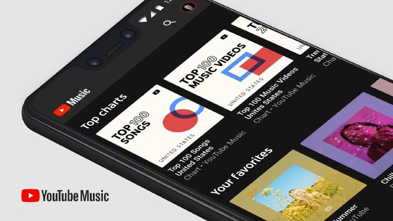 YouTube Music Foto: The Verge