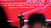 Jokowi: Ada Barang Impor Masuk e-Katalog, Tapi Dicap Barang Lokal