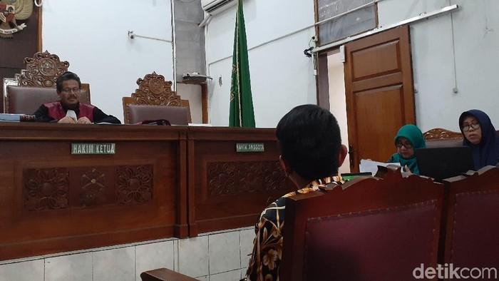 Ahli pidana ini menilai penyidikan kasus pihak suap Imam Nahrawi tidak tepat (Yulida/detikcom)