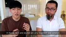 Penjelasan Muslim Korea Soal Daging Babi hingga Mie Ayam Legendaris di Bandung