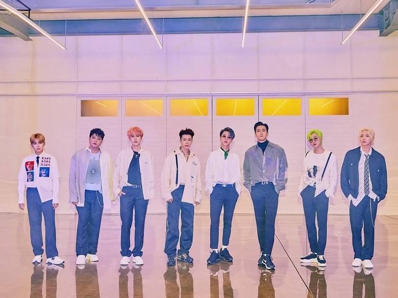 Foto: Super Junior (dok. Instagram)