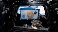 Astronot Mau Bikin Kue Antariksa Pakai Oven Luar Angkasa