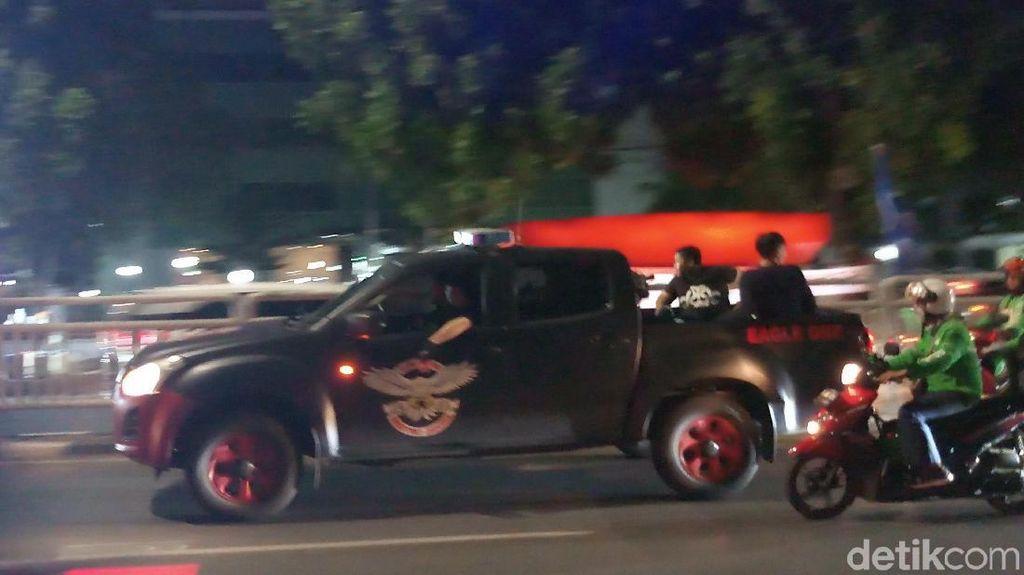 Operasi Premanisme di Tebet-Setiabudi, 16 Jukir-Pak Ogah Diangkut Polisi