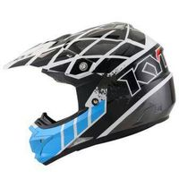 Helm cross KYT.