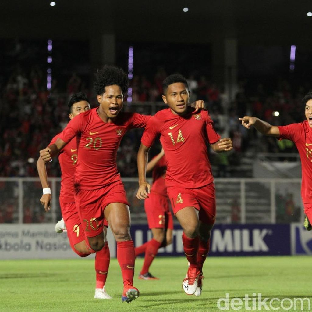 Bagas-Bagus Hingga Supriadi Masuk Skuat Tim Indonesia U-20 All Star