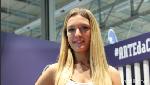 Model Cantik di Pameran EICMA Milan
