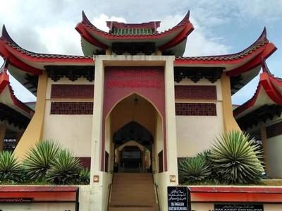 Bukan Kuil, Ini Masjid Beijing yang Unik di Malaysia
