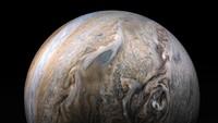 Menakjubkan Foto Planet Jupiter Dari Jarak Dekat