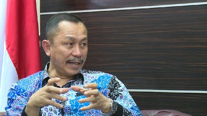 Ketua Komnas HAM Ahmad Taufan Damanik (Screenshoot 20detik)