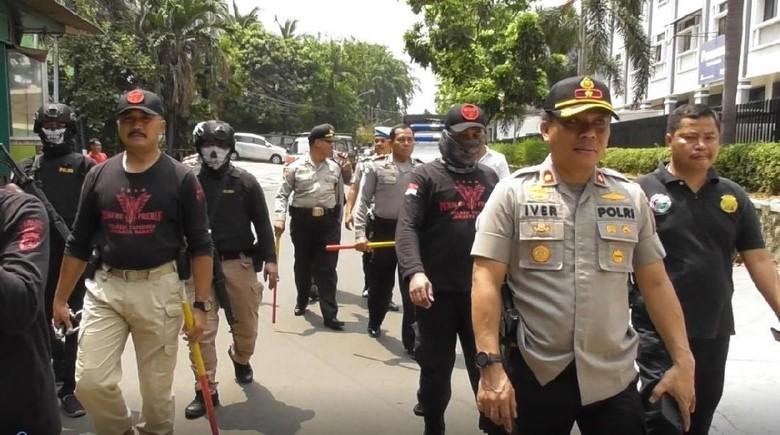 Pengedar Jaringan LP Salemba Ditangkap di Tambora, Sabu Rp 2,59 M Disita