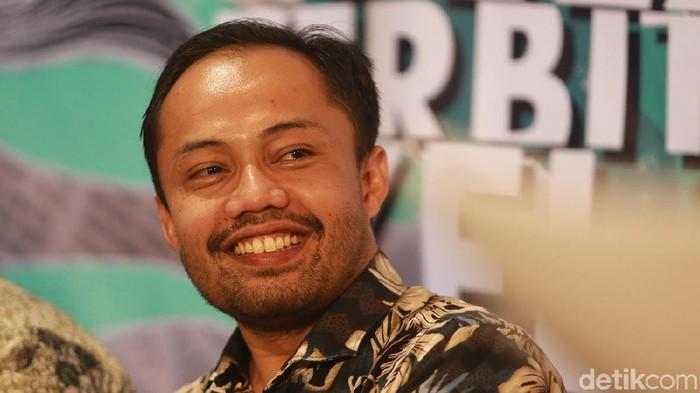 Koordinator Divisi Korupsi Politik Indonesia Corruption Watch (ICW) Donal Fariz (Ari Saputra/detikcom)