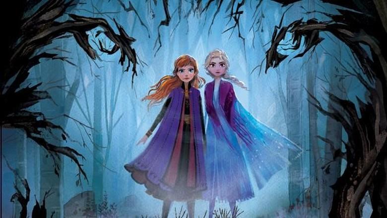 Foto: Disney Books/ Istimewa