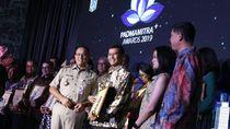 Giat Kampanye Menabung Sampah, BNI Raih Padmamitra+ Award 2019