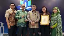 CSR Punya Dampak Positif ke Warga DKI, WIKA Diganjar Penghargaan