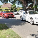 Mercedes-Benz SL Club Indonesia Kepincut Destinasi Wisata Banyuwangi