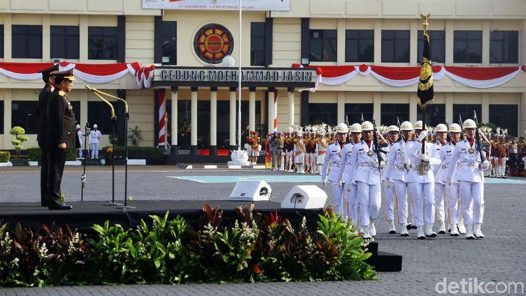 Tito Karnavian Minta Maaf Atas Ledakan Komisaris Besar