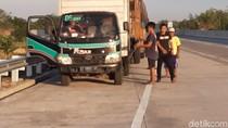 Ini Dugaan Penyebab Kecelakaan Rombongan Polres Jember di Tol Paspro