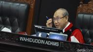 Sosok Hakim MK Wahiduddin Adams, Seorang Diri Tolak Revisi UU KPK