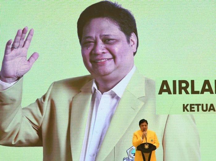 Foto: Airlangga Hartarto (Antara Foto)