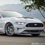Ford Mustang Lithium, Satu-satunya Kuda Poni Bertenaga Listrik