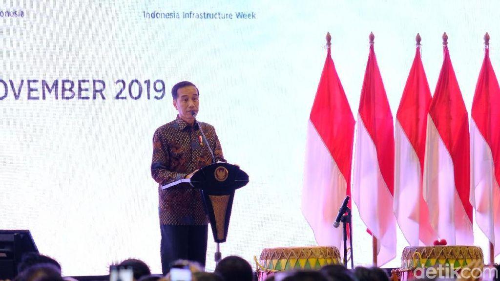Target Besar Jokowi RI Punya Jalan Tol 5.000 Km