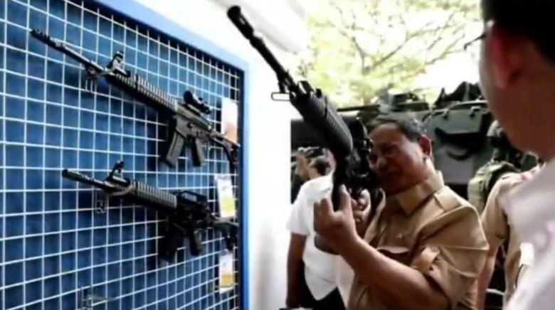 Komisi I DPR Gelar Rapat Bareng Menhan Prabowo Subianto Pagi Ini