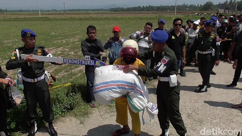 Kasus Mayat dalam Karung, Serda N Awalnya Ditendang Lalu Cekik Istri