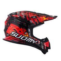Helm cross Suomy.