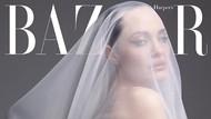 Angelina Jolie Buka-bukaan soal Cerai dari Brad Pitt