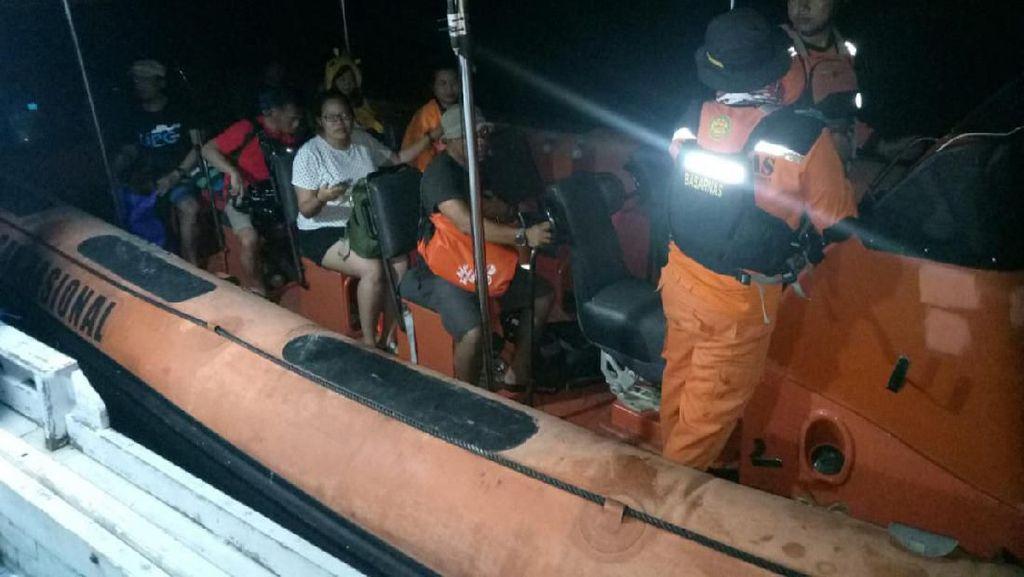 KM Masagena Patah Kemudi di Perairan Selayar, Tim SAR Evakuasi Penumpang